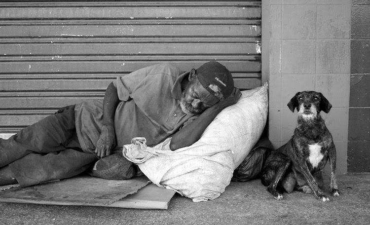 Quanto mais rico mais honesto? Esses moradores de rua provam o contrário blog fala berenice