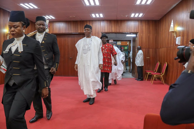 We Won't Permit Another Senate President Emerge Like Saraki Presidency