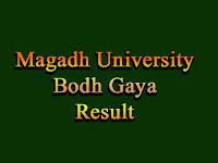 MU Gaya Result 2018