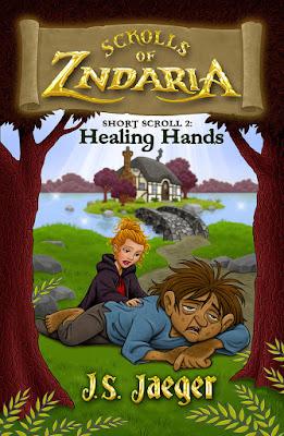 Healing Hands cover