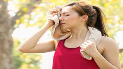 4 Alasan Kenapa Berkeringat Baik Untuk Kesehatan