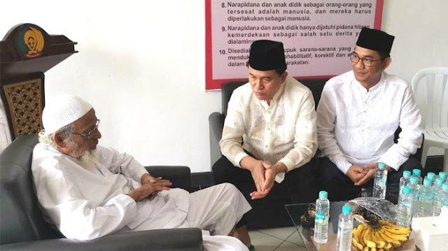 Alasan Kemanusiaan Ba'asyir Dibebaskan, Bagaimana Ibu Anak Kembar 3 Di Aceh?