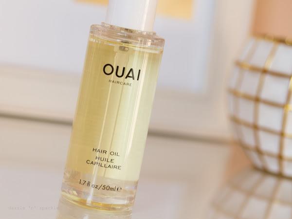 Ouai Hair Oil (review)