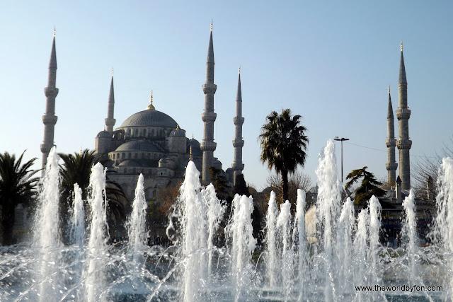 Mesquita Azul, Istambul, Turquia.