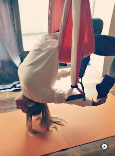 treinamento aero yoga