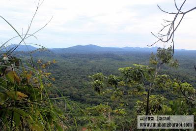 Pemandangan Bukit Tandu