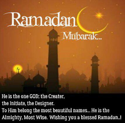 Eid ul fitr 2018 -  Ramadan Id wishes In English