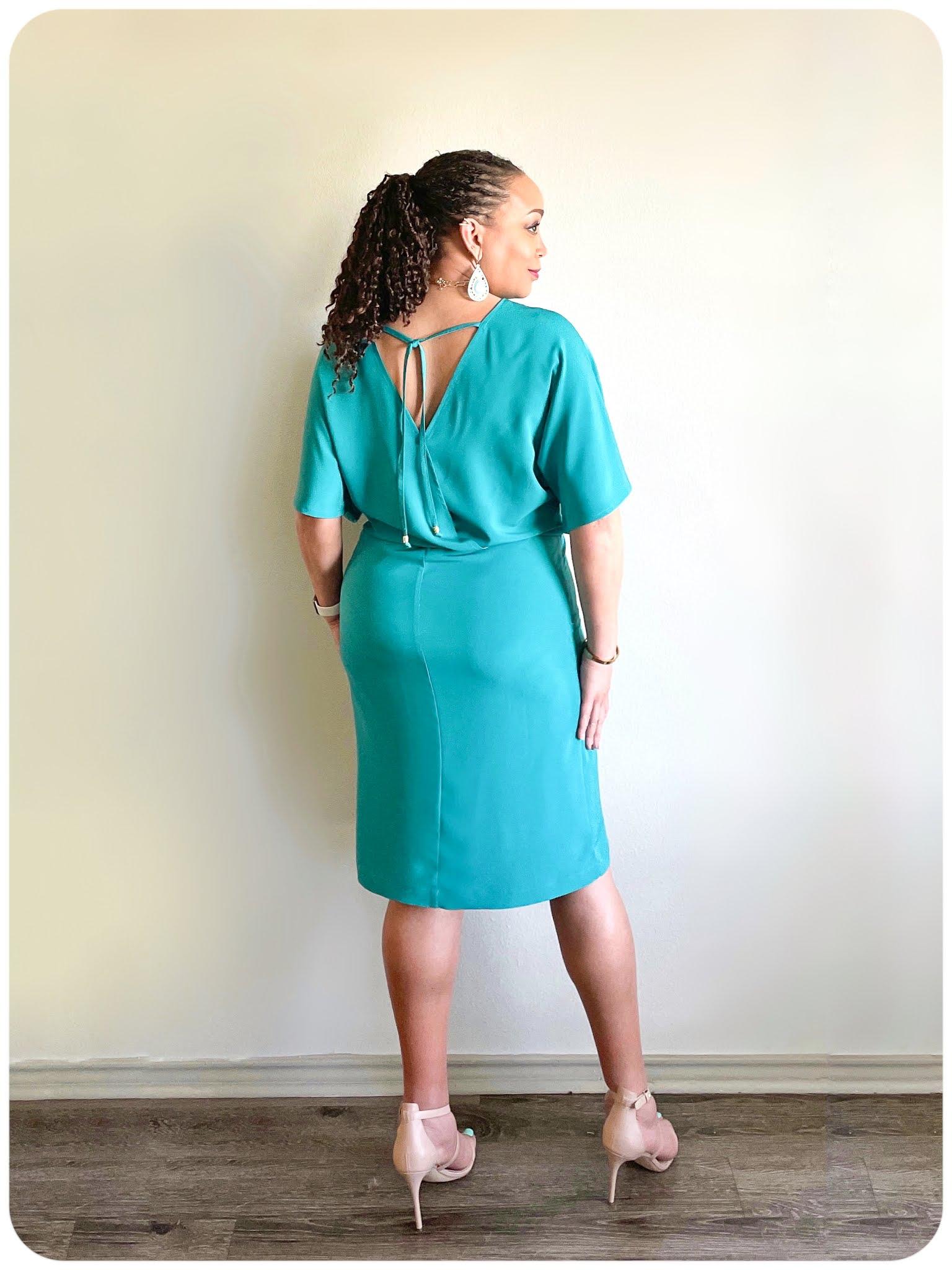 Simplicity 9010 - Erica Bunker DIY Style!