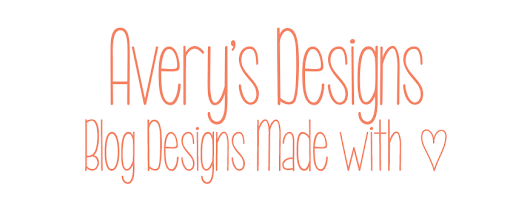 Promo (Giveaway): Avery's Designs