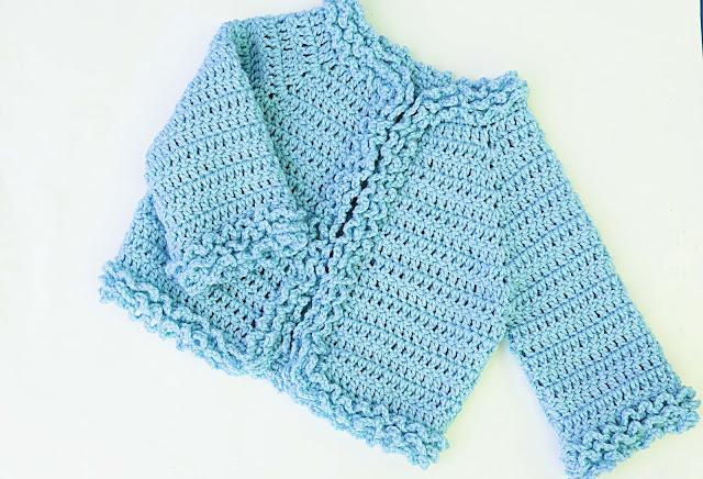 3 - Crochet Imagenes Chaqueta de invierno a crochet y ganchillo por Majovel Crochet