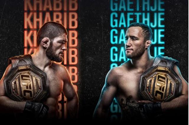 Watch UFC 254 Khabib vs Gaethje 24 October 2020 Live Stream Full Fight Replay