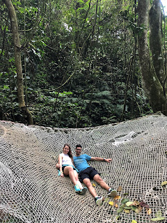 redes en la selva de minca