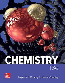 Chemistry 13th Edition by Raymond Chang & Jason Overby