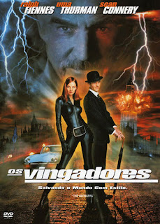 Os Vingadores (The Avengers 1998) - BDRip Dual Áudio