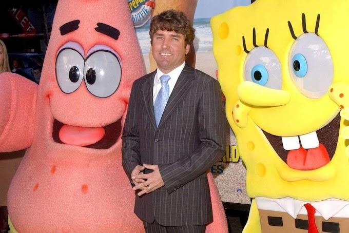 TV e CINEMA: Morre Stephen Hillenburg, criador do desenho animado 'Bob Esponja', aos 57 anos.
