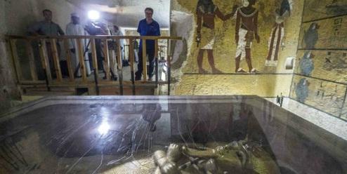 Begini Ruang Misterius Makam Firaun Yang 3000 Tahun Tak Dibuka
