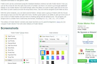 folder in computer ko colorizer कैसे करे-फ़ोल्डर रंग परिवर्तन