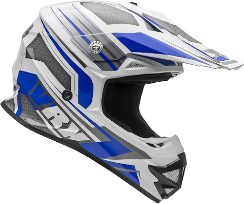 Vega Helmets VRX Advanced Off Road Motocross Dirt Bike Helmet