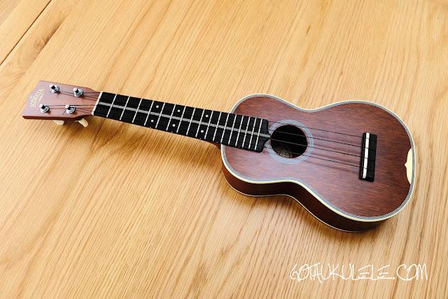 Kiwaya KTS-7 Soprano ukulele
