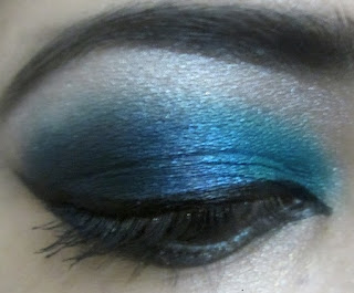 LOreal Electric Eye Contest Midnight Blue ocean - Indian
