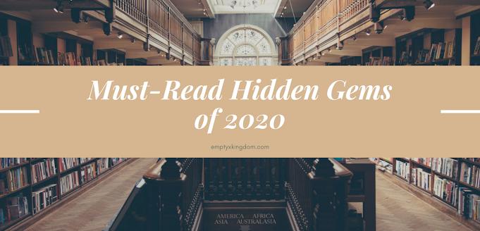 must read hidden gems 2020