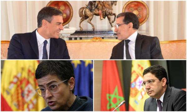 اجتماعات رفيعة المستوى تجري حاليا لتحديد الرد المغربي المناسب على التحرشات الإسبانية