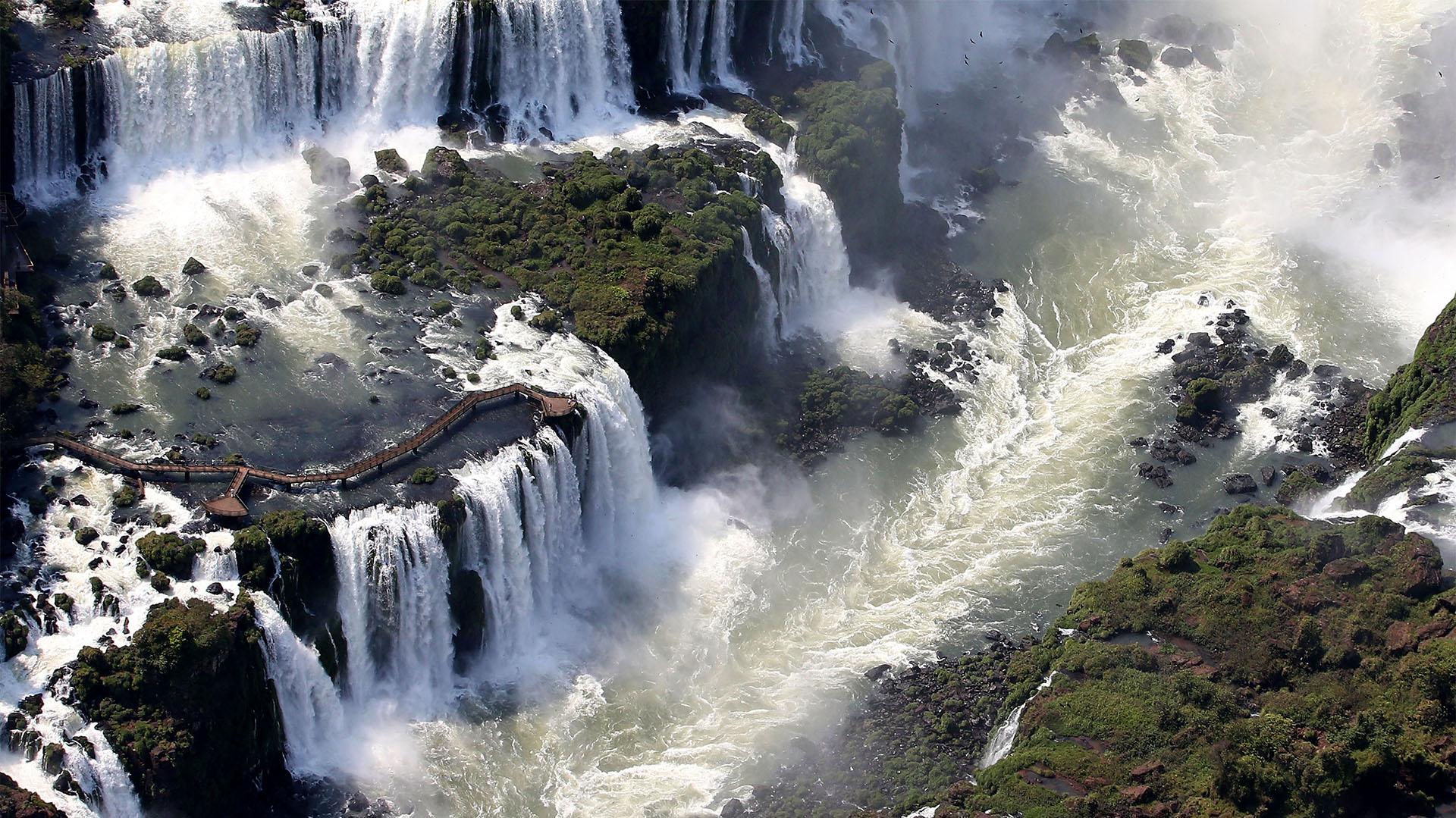 Bono vacacional de $20.000 - Cataratas del Iguazú