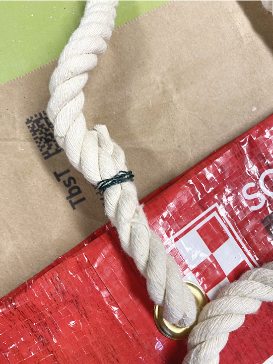 Dollar tree rope with wire