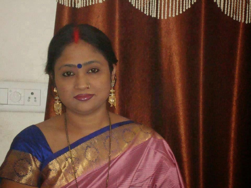 Mangala Aunty Nude