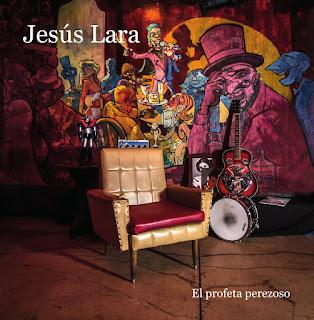 Jesús Lara, divendres 10 de novembre, 21.00 h