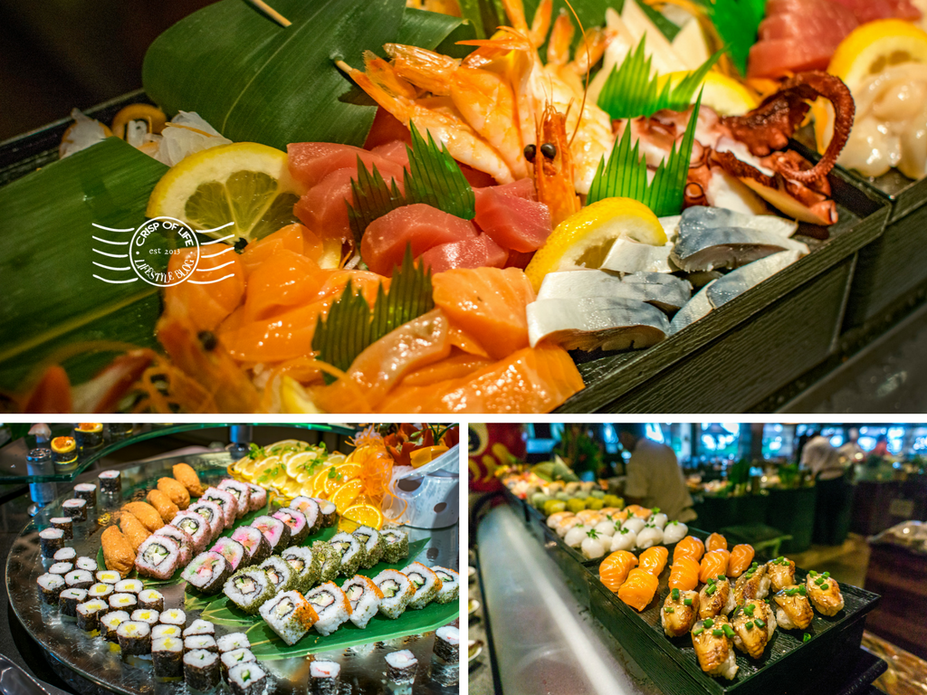 Seafood Buffet Dinner @ Spice Market, Shangri-La's Rasa Sayang Resort & Spa, Batu Ferringhi, Penang