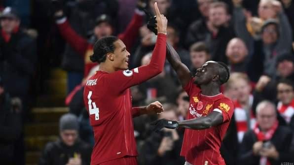 Liverpool vs Man City highlight: Ruthless Liverpool Vanquish Man City