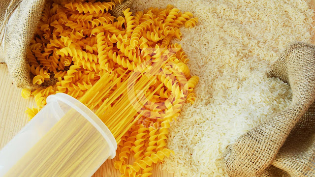 Pasta or rice: what nutritional differences?