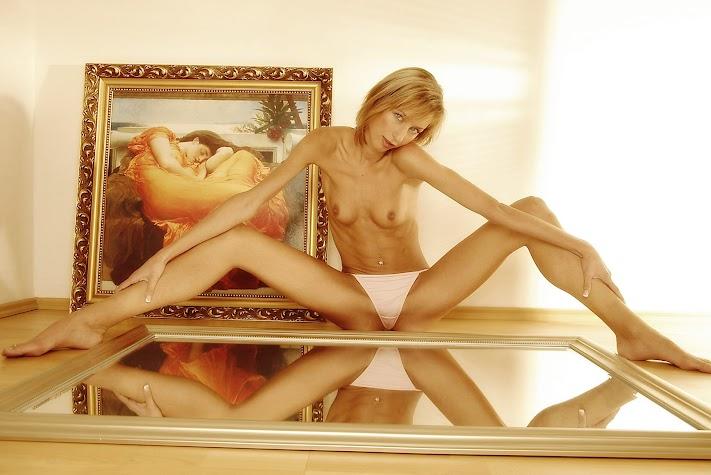 Met-Art 20051104 - Yana A - Reflexion - by Richard Murrian