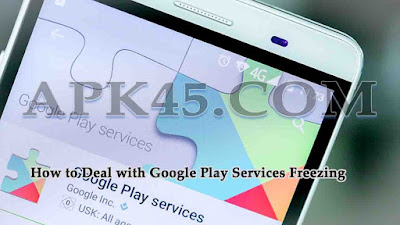 Google Play Services Freezes