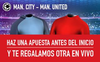sportium promocion premier City vs United 27 abril