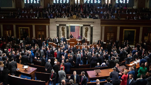 El Congreso de EEUU pide rebajar las tensiones con Irán