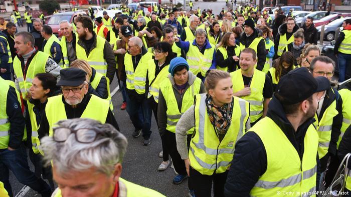 Porque o movimento dos franceses chamado coletes amarelos é um despertar para nós