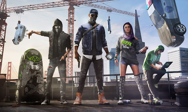 Video Game Watch Dogs 2 Review