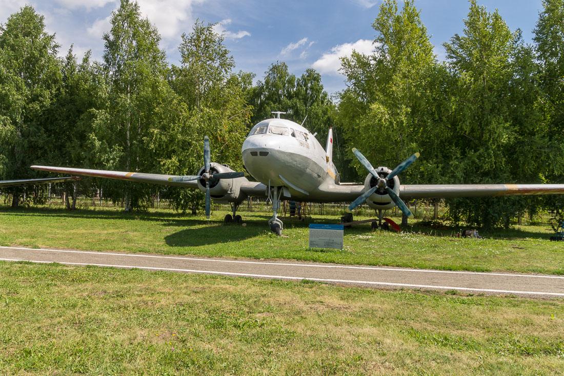 Самолёт Ил-14