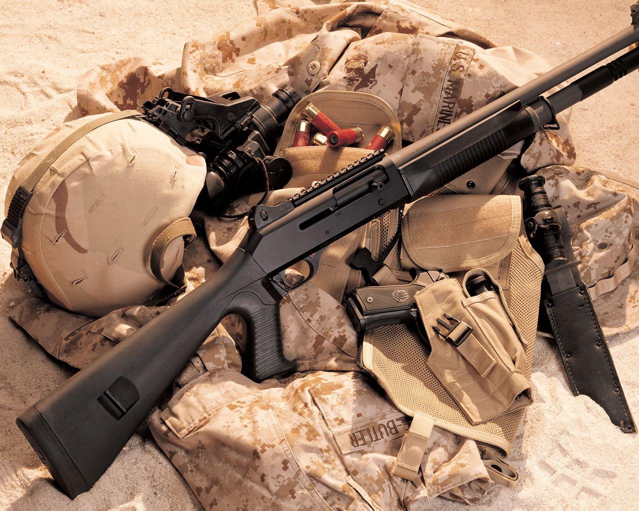 Hunting Shotguns HD Wallpapers
