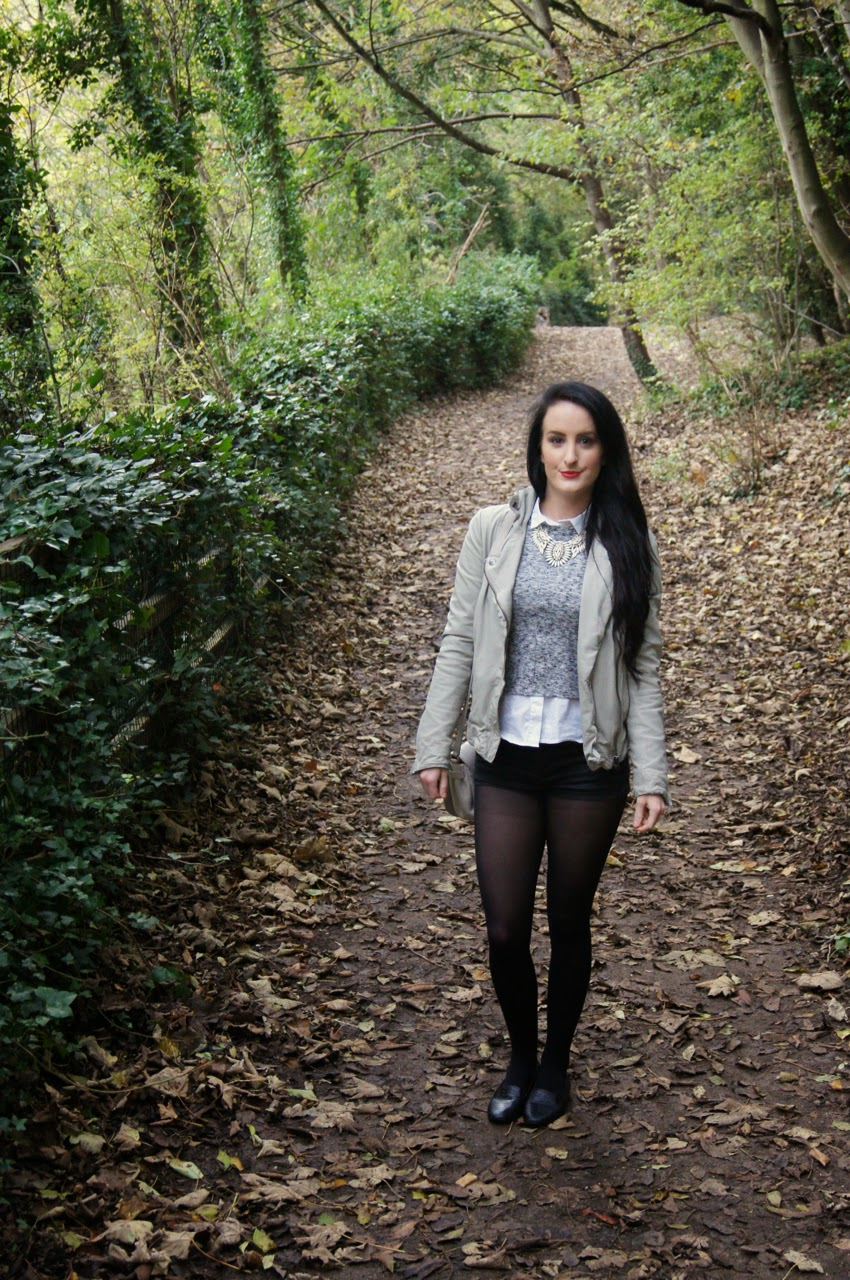 autumn style outfit salt n pepper sweater