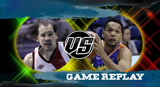 Video Playlist: SMB vs TNT game replay July 11, 2018 PBA Commissioner's Cup