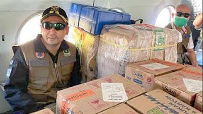 Sumbar Peduli, Pengungsi Bencana NTT Terharu Dapat Rendang