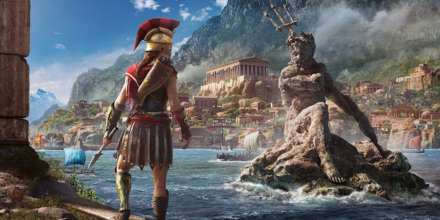 Assassin's creed odyssey Most Graphic demanding PC Games 2020
