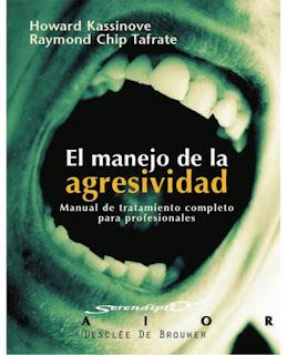 EL MANEJO DE LA AGRESIVIDAD - Manual de tratamiento completo para profesionales