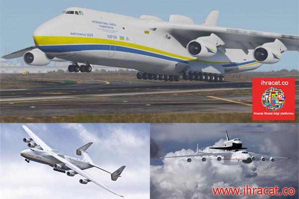 AN-25, kargo uçakları