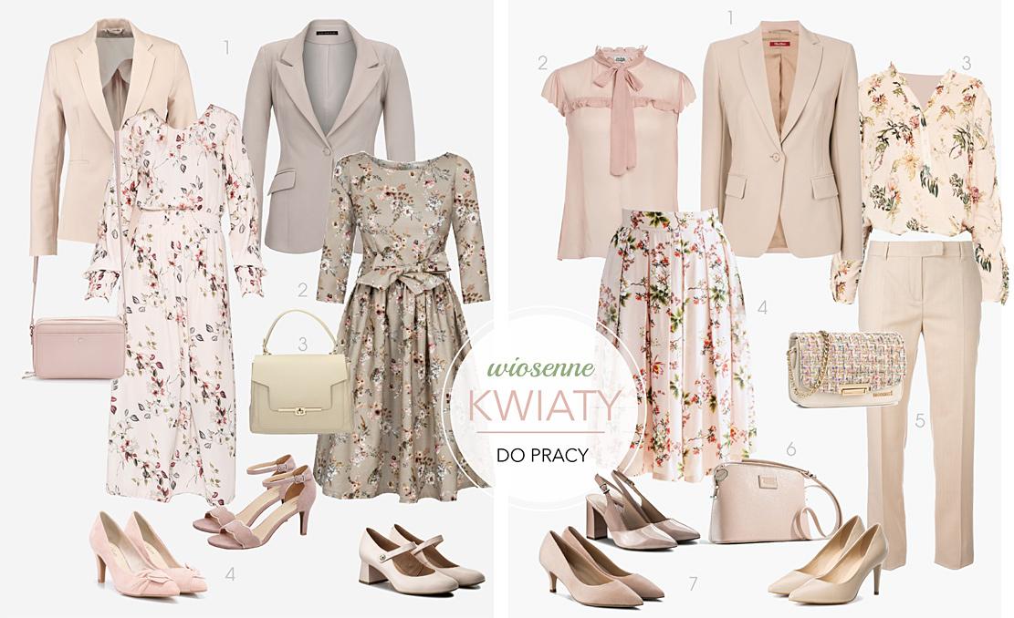 sukienka do biura stylizacje 2021 2022