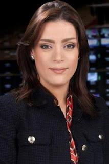 المى عنتابلي (Alma Intabli)، مذيعة سورية