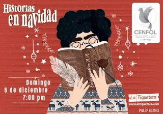 HISTORIAS EN NAVIDAD 2020 Teatro virtual desde Colombia